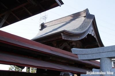 香取神社(春日部市増富)8