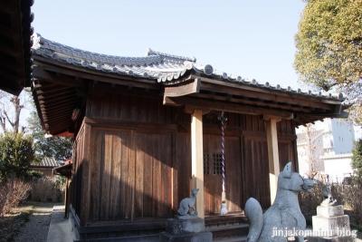 稲荷神社(春日部市上蛭田)11