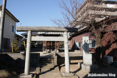 八幡神社(春日部市南中曽根)1