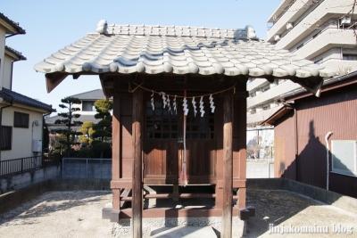 八幡神社(春日部市南中曽根)4