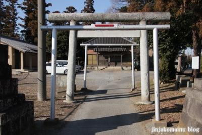 香取神社(春日部市南中曽根)4