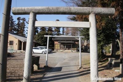 香取神社(春日部市南中曽根)5