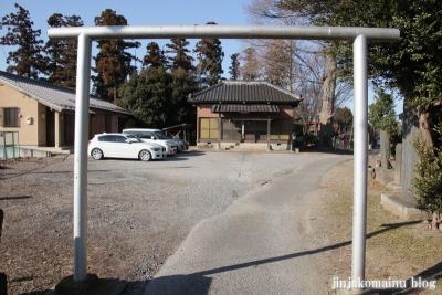 香取神社(春日部市南中曽根)9
