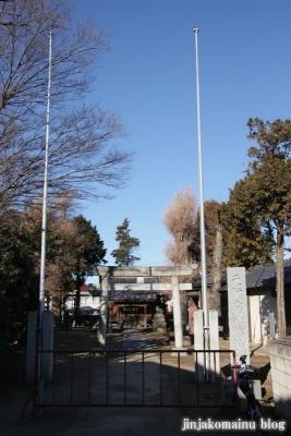 八幡神社(春日部市南)1
