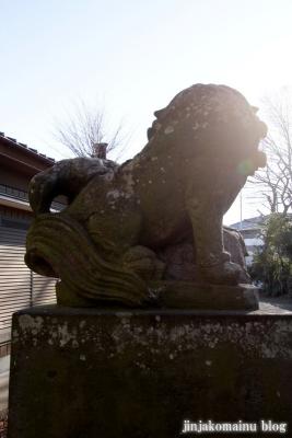 八幡神社(春日部市南)18