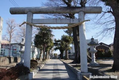 藤塚香取神社(春日部市藤塚)3