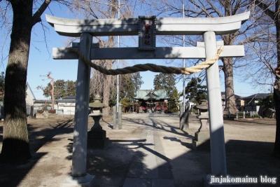 藤塚香取神社(春日部市藤塚)5