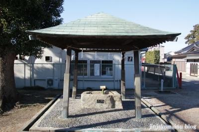 藤塚香取神社(春日部市藤塚)8