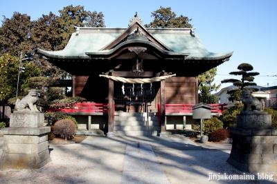 藤塚香取神社(春日部市藤塚)9