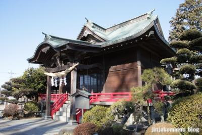 藤塚香取神社(春日部市藤塚)12