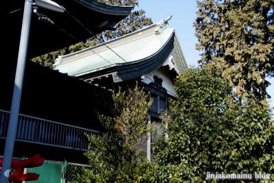 藤塚香取神社(春日部市藤塚)13