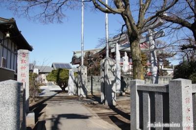一ノ割香取神社(春日部市一ノ割)1