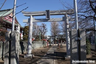 一ノ割香取神社(春日部市一ノ割)2