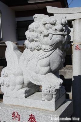 一ノ割香取神社(春日部市一ノ割)20