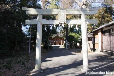 稲荷神社(春日部市備後西)3