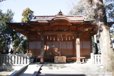 稲荷神社(春日部市備後西)9