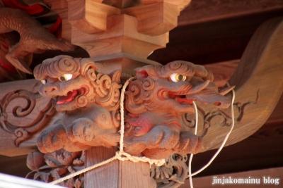 稲荷神社(春日部市備後西)13