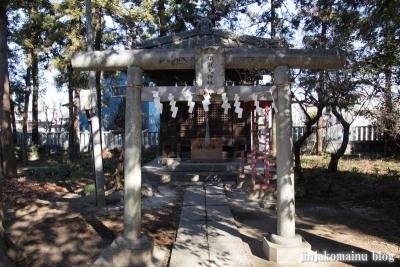 稲荷神社(春日部市備後西)14