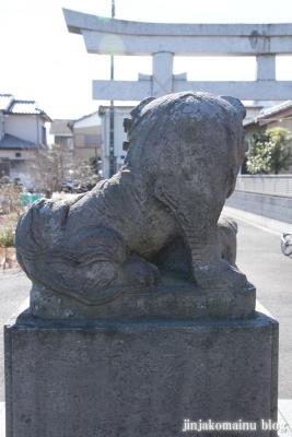 中野神社(春日部市武里中野)15
