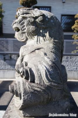 中野神社(春日部市武里中野)16