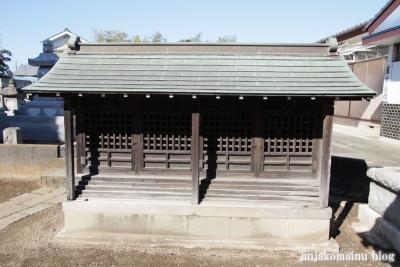 香取神社(春日部市薄谷)14