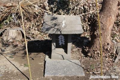 稲荷神社(春日部市大場)6
