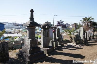 稲荷神社(春日部市大場)9