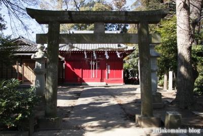 香取神社(春日部市大場)7