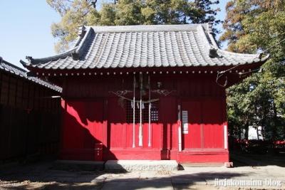 香取神社(春日部市大場)9