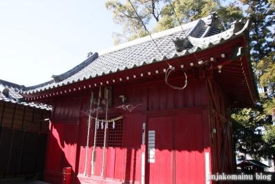 香取神社(春日部市大場)11