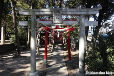 香取神社(春日部市大場)18