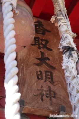 香取神社(春日部市大場)10