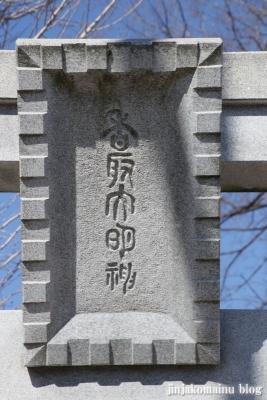 香取神社(春日部市大畑)5