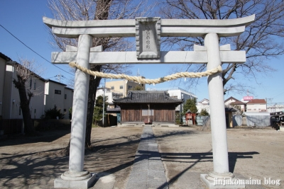香取神社(春日部市大畑)4