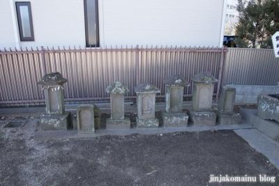 香取神社(春日部市大畑)16