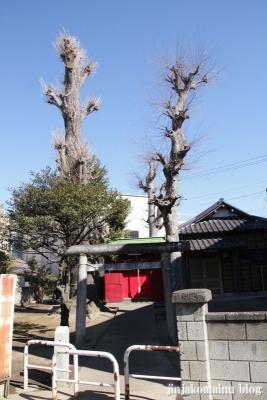 武里神社(春日部市大場)1