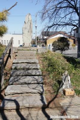 雷電神社(春日部市備後東)10