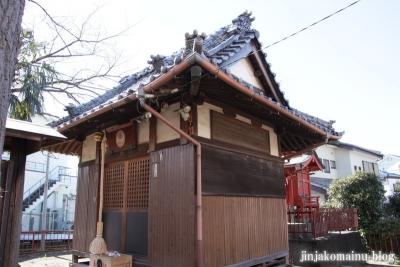 女帝神社(越谷市平方)7