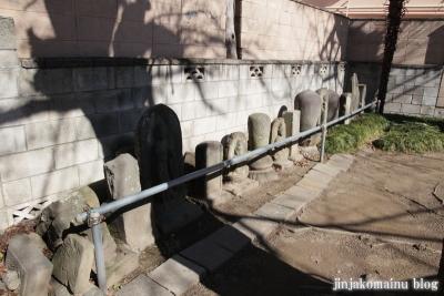女帝神社(越谷市平方)13
