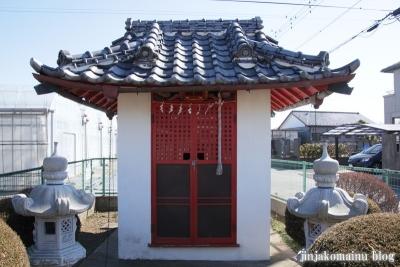 稲荷神社(越谷市平方)2