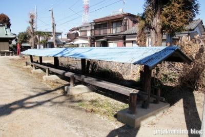 香取神社(越谷市大泊)4