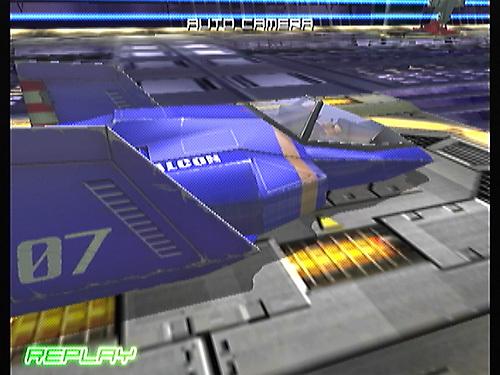 【リプレイ】F-ZERO GX プレイ中