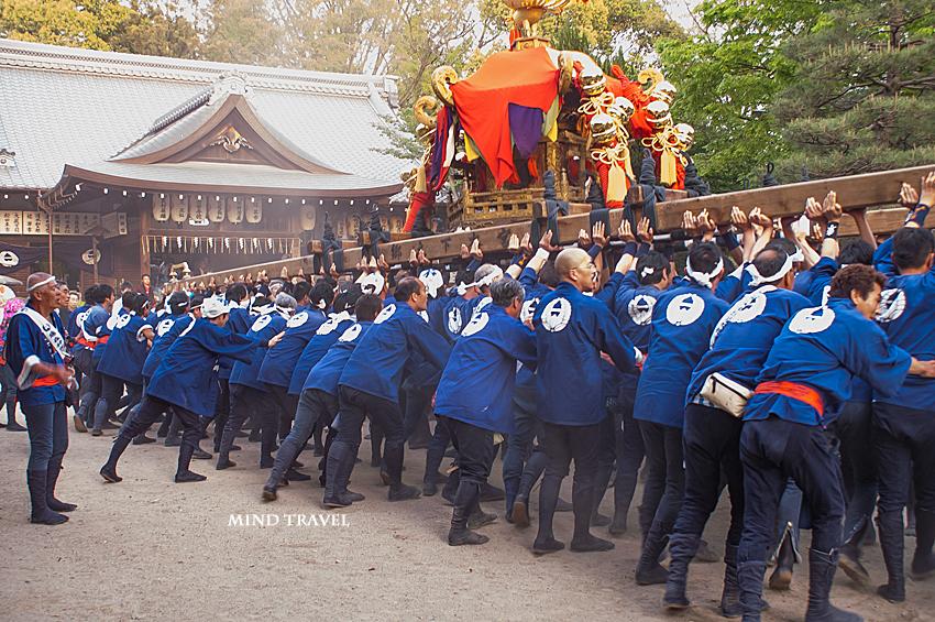 藤森神社 藤森祭 神輿