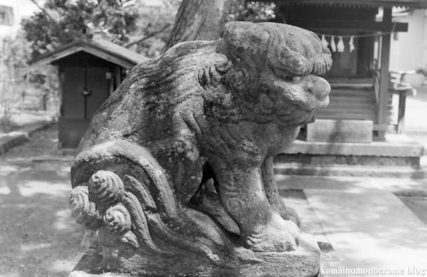 氷川神社(川越市古谷本郷上組)3