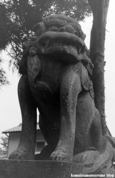 氷川神社(さいたま市西区西遊馬)2