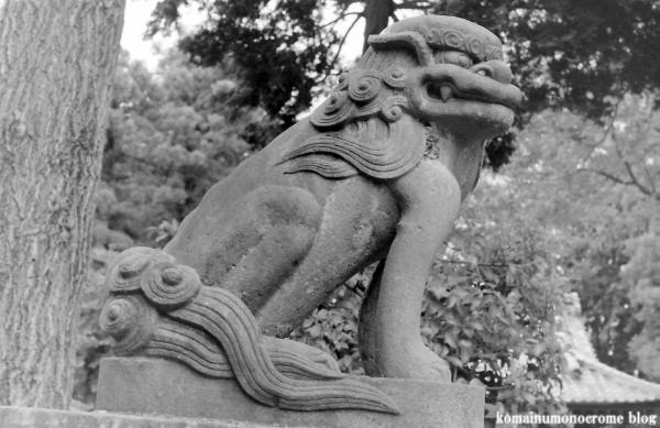 氷川神社(さいたま市西区西遊馬)3