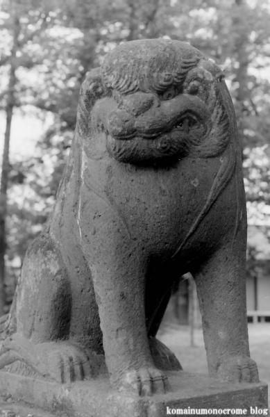 八幡神社(さいたま市西区二ツ宮)4