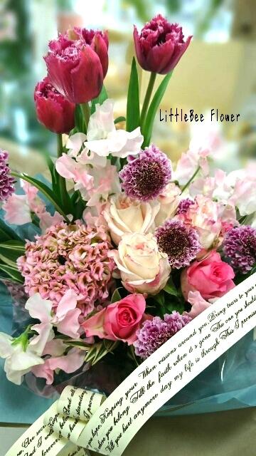 LittleBee Haitatu Dayori