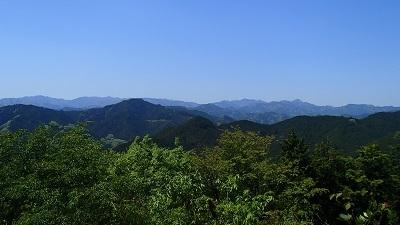 日和田山02