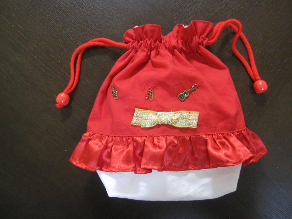 アバローのプリンセスエレナモード『弁当箱入れ』巾着袋